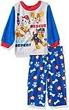 Nickelodeon Boys Patrol 2-Piece Pajama Set, GO Team PAW, 3T...
