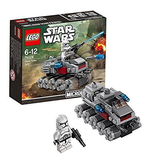 LEGO Star Wars Micro Fighters 75028 - Clone Turbo Tank