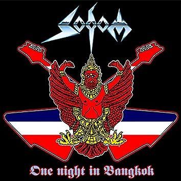 One Night in Bangkok (Live)