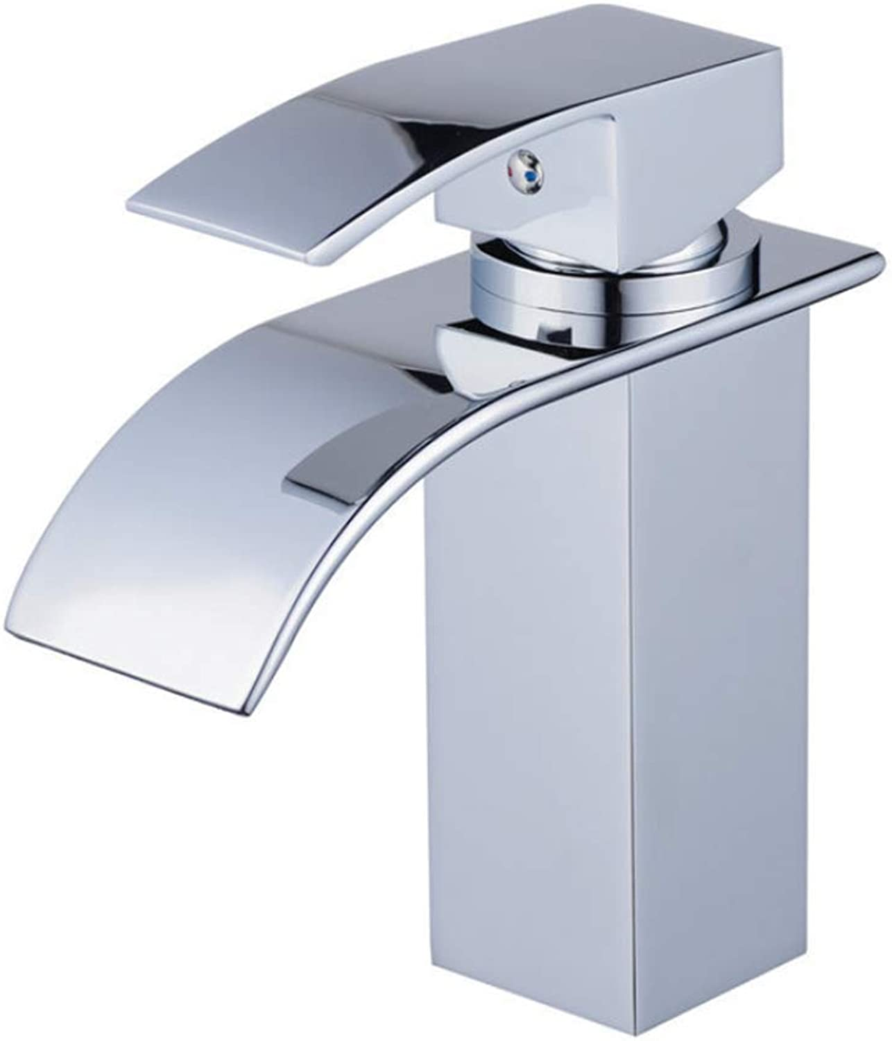 Basin Faucetbathroom Hardware Washbasin Faucet Cold and Hot Facebasin Faucet