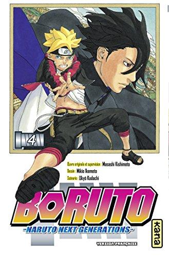 Boruto - Naruto next generations - Tome 4