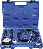 BGS 8007 | Öldrucktester | Öldruckprüfer | Öl-Messgerät | Öldruckmesser | Öldruck-Prüfer | 0 - 10 bar