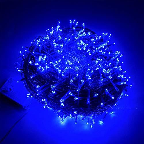 Luces de cadena LED luces intermitentes luces a prueba de agua al...
