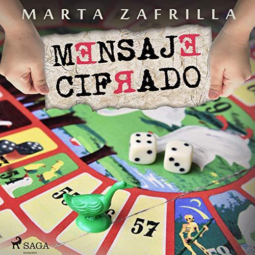 Diseño de la portada del título Mensaje cifrado