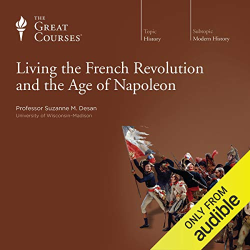 Couverture de Living the French Revolution and the Age of Napoleon