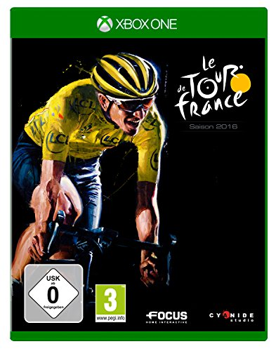 Tour de France 2016 [Importación Alemana]