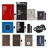 Best Cologne Samples - 12 Piece Designer Fragrance Samples for Men Review