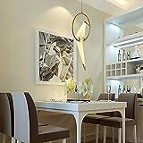 L.W.SURL 82 * 36cm del pájaro de Origami Araña calienta la lámpara de luz LED Europa del café del Restaurante Minimalista Inicio Room Dining