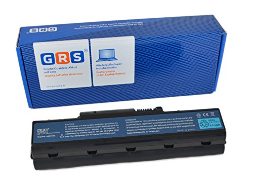 GRS Batería con 6600mAh para Acer Aspire 5738G 5535 5738Z 5737Z 5536 5740G 5735Z 5541G 5542G 5335 5300 2930 5735 5542 sustituye a: AS07A75 AS07A31 AS07A51 AS07A41 AS07A71 AS07A7, AS07A32