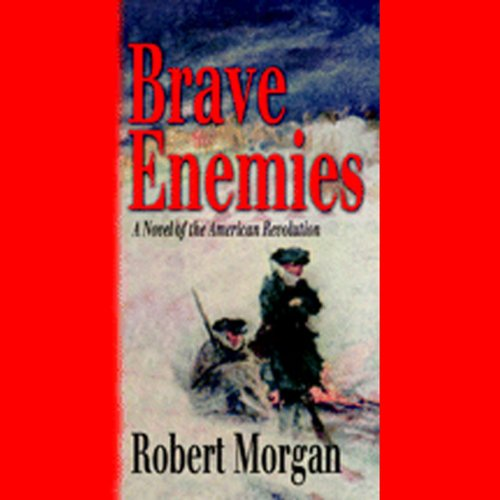 Brave Enemies audiobook cover art