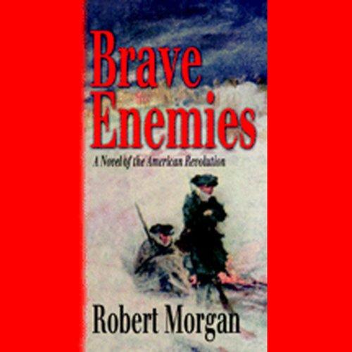 Page de couverture de Brave Enemies