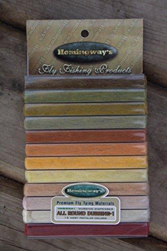 Hemingway Fliegenbinden Synchronisation Spender, Alle Rund Mix Synchronisation, Mix 1