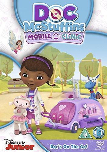 Doc McStuffins: Mobile Clinic [UK Import]