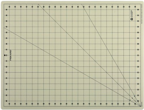 Fiskars 18x24 Inch Eco Cutting Mat Board 01005900