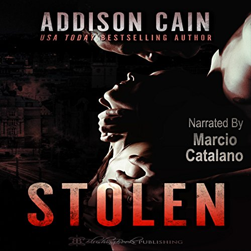 Stolen     Alpha's Control, Book 1              By:                                                                                                                                 Addison Cain                               Narrated by:                                                                                                                                 Marcio Catalano                      Length: 6 hrs and 13 mins     1 rating     Overall 5.0