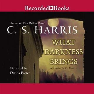 What Darkness Brings audiobook cover art