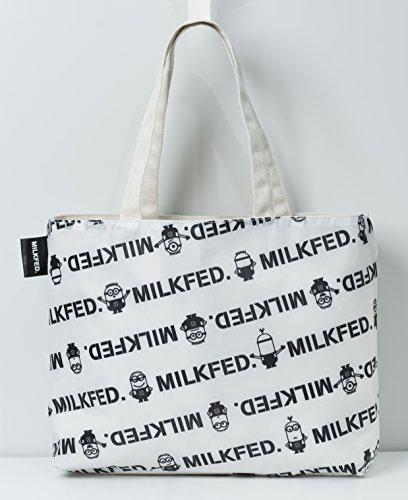 Minion meets MILKFED. トートバッグ BOOK 商品画像