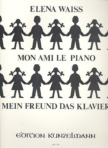 Mein Freund das Klavier