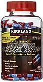 Kirkland Signature Acetaminophen Extra Strength 500mg Rapid Release Gelcap 400Count