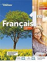 L'ecume des lettres - Francais 1re - Livre de l'eleve
