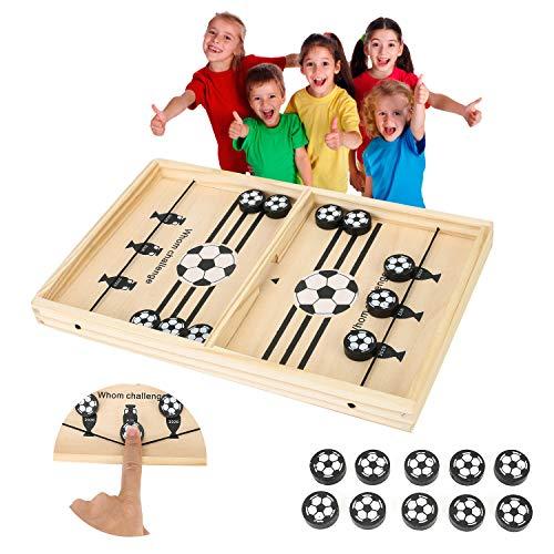 Juego de disco rápido de cabestrillo, ganador de ritmo, juegos de mesa...