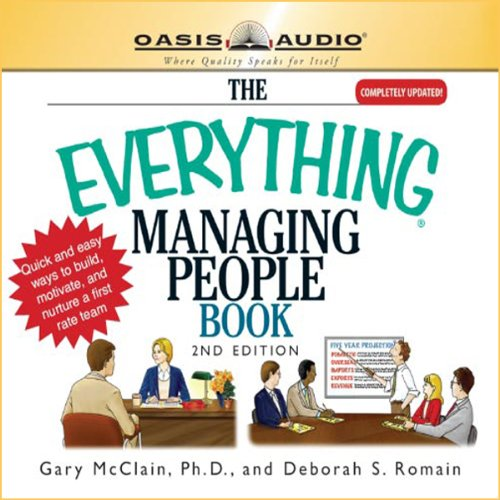 The Everything Managing People Book audiobook cover art