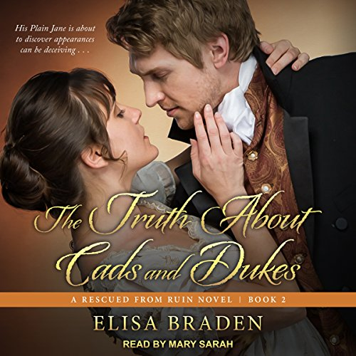 The Truth About Cads and Dukes audiobook cover art