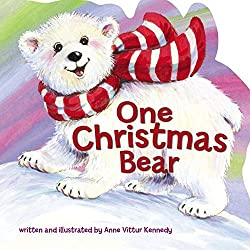 One Christmas Bear {A Book Review} #HolidayGiftGuide2017