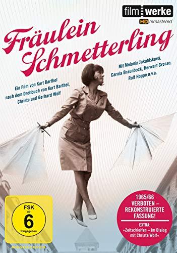 Filmwerke - Fräulein Schmetterling + Zeitschleifen - Im Dialog mit Christa Wolf
