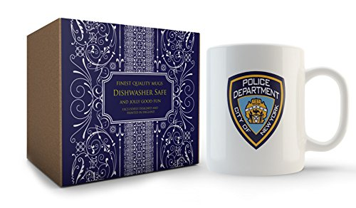 NYPD New York Police Logo Tasse by Cultzilla
