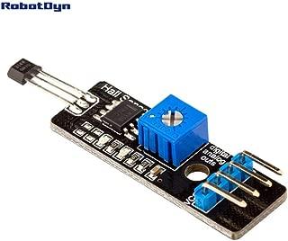 RobotDyn - Sensor Hall (magnética) con Salidas analógicas y Digitales