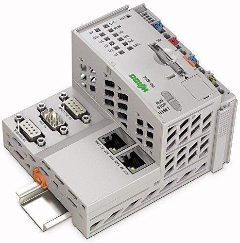 WAGO SPS – Controller PFC200 CS 2ETH RS CAN DPS Wago Inhalt: 1 St.