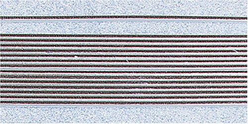 KnorrPrandell 8306036 Wachsstreifen, 2 mm / 20 cm, silber