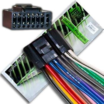 Amazon.com: Kenwood 16 Pin Wire Harness: AutomotiveAmazon.com