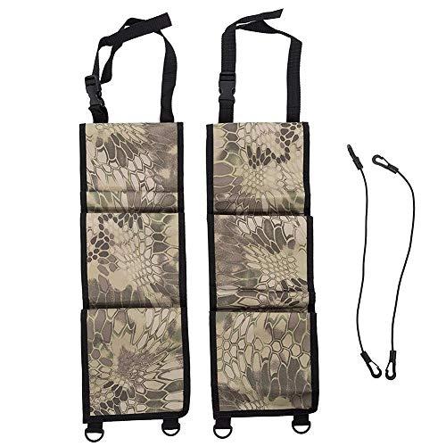 Haodou Auto Organizer, Auto Rückenlehnenschutz, Wasserdichter Autositz Organizer Trittschutz, Rücksitztasche Multi-Tasche für Auto ordentlich und iPad-/Tablet-Fach (Stil 5)