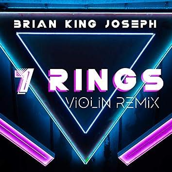 7 Rings (Violin Remix)