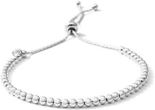 Best adjustable bracelet sterling silver Reviews