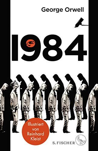 Buchseite und Rezensionen zu '1984: Roman. Illustrierte Ausgabe' von George Orwell
