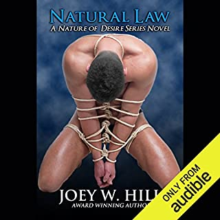 Natural Law audiobook cover art