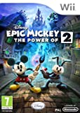 Namco Bandai Games Epic Mickey 2 The Power of Two, Wii - Juego (Wii, Nintendo Wii, Acción / Aventura, Junction Point)