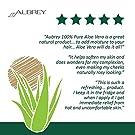 Aubrey Aloe Vera | 98% Organic Ingredients | Made with Pure Aloe, Face & Body Moisturizer | 4 oz #4