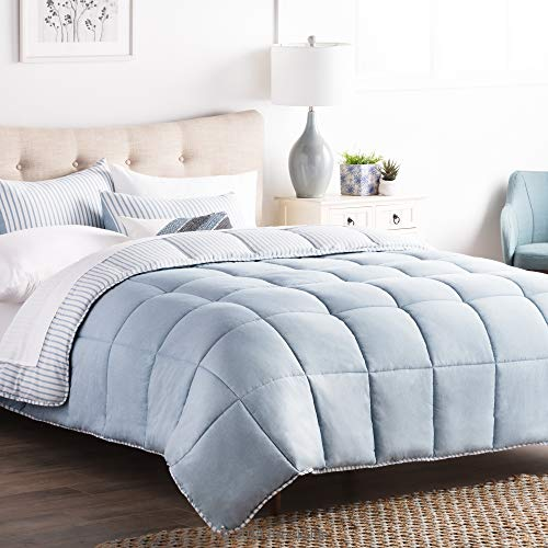 Brookside 3-Piece Calm Sea Full Comforter Set