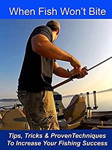 When Fish Won't Bite - Tips, Tricks & Proven Techniques to Increase Your Fishing Success