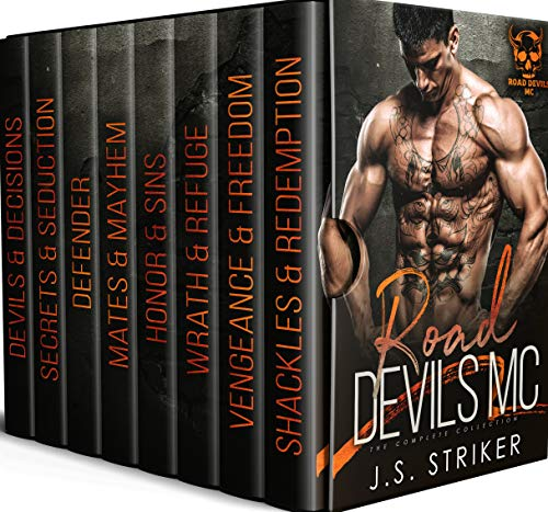 Road Devils MC: The Complete Collection