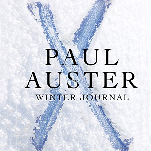 Winter Journal audiobook cover art