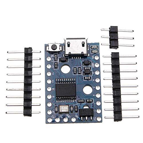 Modulo electronico DIGISPARK PRO Kickstarter Development Board USB Micro Attiny167 Módulo WEMOS - Productos que trabajan con tableros oficiales 3pcs