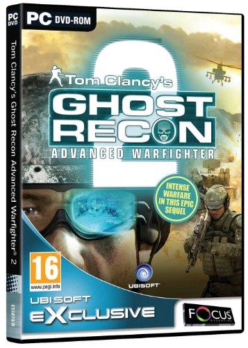 Tom Clancy?s Ghost Recon Advanced Warfighter 2 (PC DVD) [Edizione: Regno Unito]