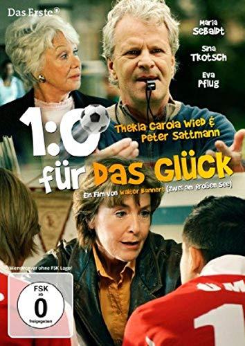 1 : 0 für das Glück (Zauberhaft inszenierte Fußball-Komödie mit Thekla Carola Wied und Peter Sattmann)