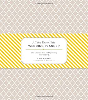By Alison Hotchkiss - All the Essentials Wedding Planner (Lslf) (11.1.2012)