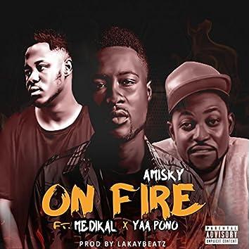 On Fire (feat. Medikal, Yaa Pono)